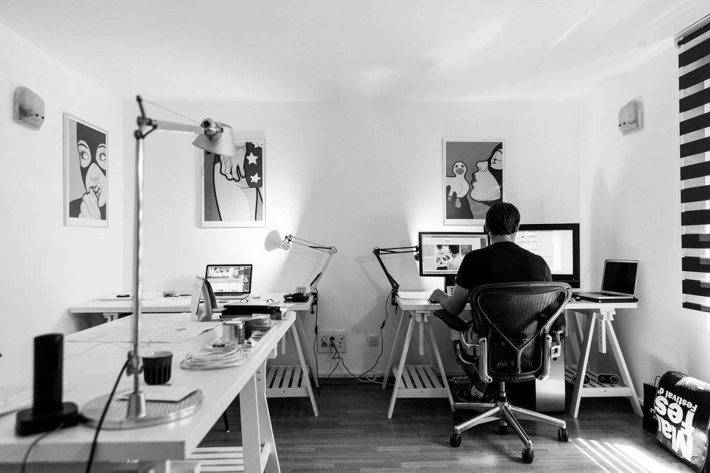 Wygodnie w biurze