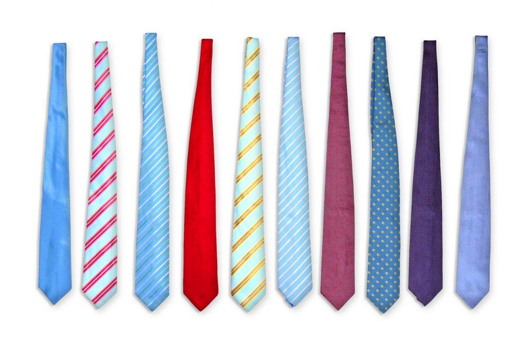 Krawat nie musi być nudny – węzeł Van Wijk i Murrell